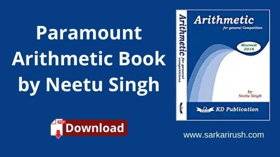 paramount arithmetic book pdf download